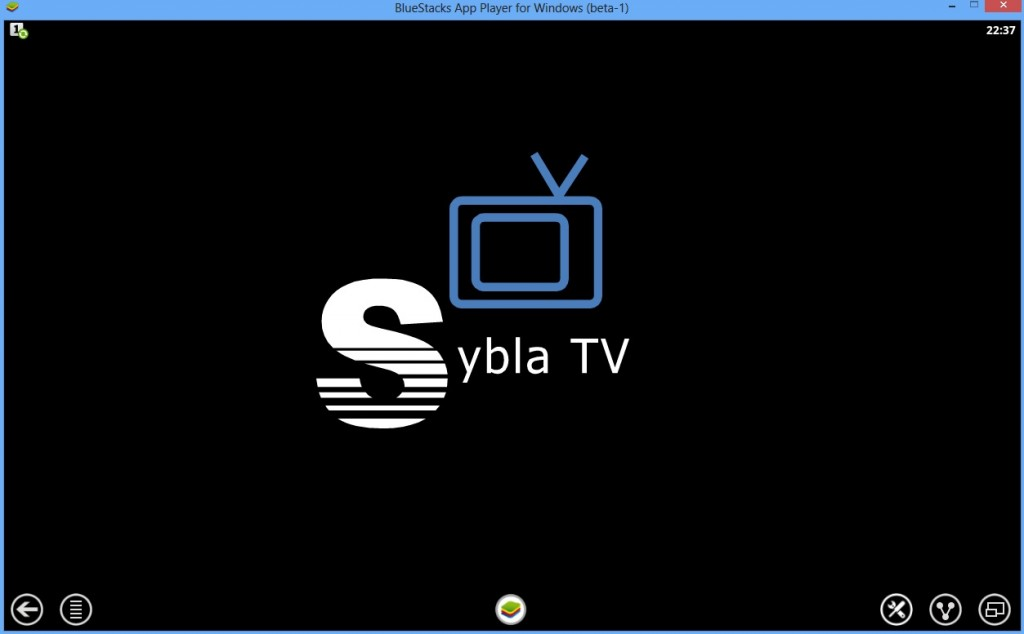 sybla tv pc windows 7