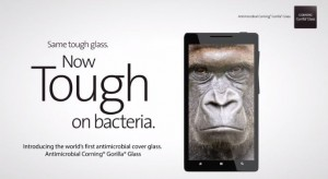 ecran-gorilla-glass-antimicrobe