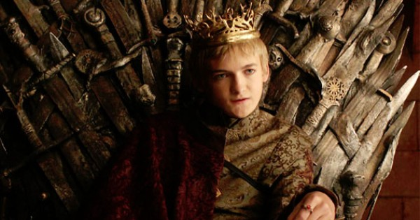 game of thrones roi joffrey. Black Bedroom Furniture Sets. Home Design Ideas