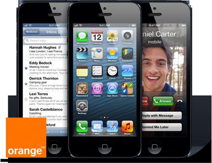 iPhone-5-Orange