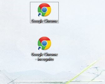 raccourci-google-chrome-windows