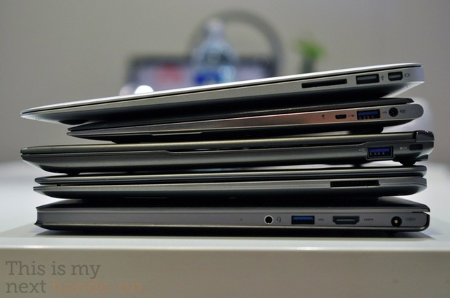 ultrabook netbook notebook laptop Cest quoi la difference entre Netbook, Notebook, Ultrabook et Laptop?