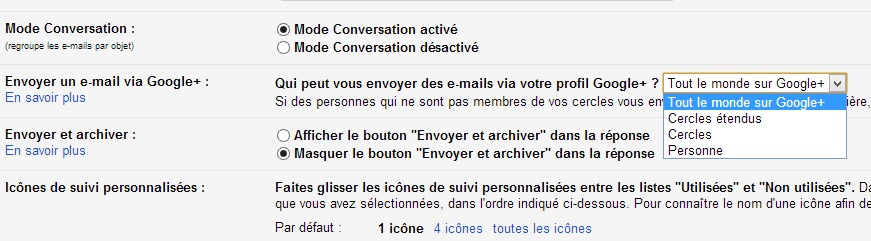 gmail-googleplus-messagerie